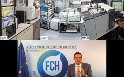 3 European analytical laboratories ready ISO 14687